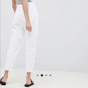 ASOS Balloon Leg Boyfriend Jeans